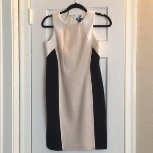 Ann Taylor Colorblock Dress